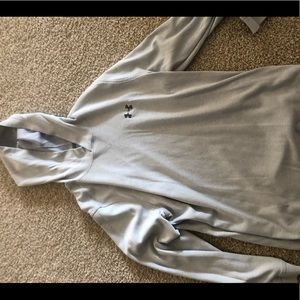 Large Underarmour hoodie